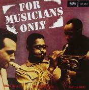 Stan Getz, Dizzy Gillespie, Sonny Stitt: For Musicians Only - CD