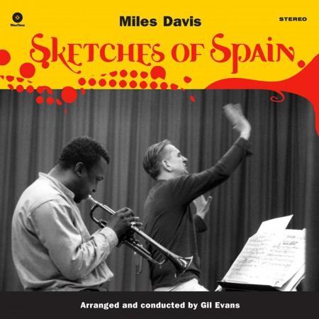 Miles Davis: Sketches Of Spain - Plak