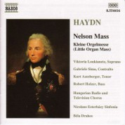 Haydn: Nelson Mass / Little Organ Mass - CD