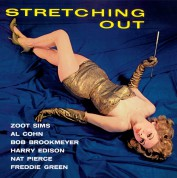 Zoot Sims: Stretching Out - CD
