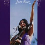 Joan Baez: Gracias A La Vida - CD