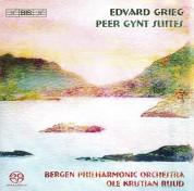 Ole Kristian Ruud, Bergen Philharmonic Orchestra: Grieg: Peer Gynt Suites - CD