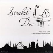 Sercan Halili, Erman Türkeli: İstanbul Duo - CD