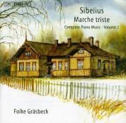 Folke Gräsbeck: Sibelius: Complete Piano Music, Vol.3 - CD