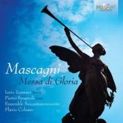 Ensemble Seicentonovecento, Flavio Colusso: Mascagni: Messa di Gloria - CD