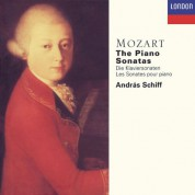 András Schiff: Mozart: The Piano Sonatas - CD