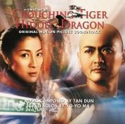 Çeşitli Sanatçılar: OST - Crouching Tiger, Hidden Dragon - Plak