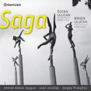 Özcan Ulucan, Birsen Ulucan: Saga - CD