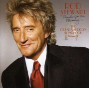 Rod Stewart: hanks For The Memory - The Great American Songbook IV - CD