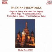 Slovak Philharmonic Orchestra: Russian Fireworks - CD