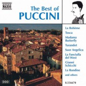 Puccini (The Best Of) - CD