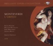 Sylvia Pozzer, William Matteuzzi, Sara Mingardo, Angela Bucci, Sergio Vartolo: Monteverdi: L'Orfeo (BOC) - CD