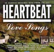 Çeşitli Sanatçılar: Heartbeat - Love Songs - CD