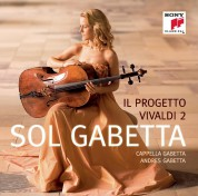 Sol Gabetta: Il Progetto Vivaldi 2 - CD