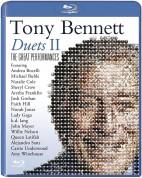 Tony Bennett, Çeşitli Sanatçılar: Duets II - BluRay