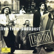Roby Lakatos, The Ensemble Tzigane: Roby Lakatos - Live From Budapest - CD