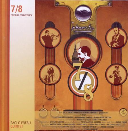Paolo Fresu: 7/8 (Sette/Ottavi) (Soundtrack) - CD