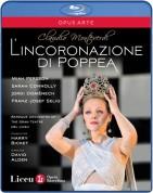 Monteverdi: L'incoronazione di Poppea - BluRay