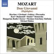 Renato Girolami, Michael Halász, Adrianne Pieczonka, Regina Schorg, Bo Skovhus: Mozart: Don Giovanni (Highlights) - CD