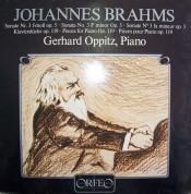 Gerhard Oppitz: Brahms: Piano Sonata No. 3 - Plak