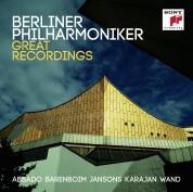 Berliner Philharmoniker - Great Recordings - CD