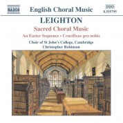 Leighton: Easter Sequence (An) / Crucifixus Pro Nobis - CD