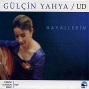 Gülçin Yahya: Hayallerim - CD