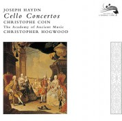 Christophe Coin, Christopher Hogwood, The Academy of Ancient Music: Haydn: Cello Concertos - CD