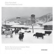 Radio Symphonieorchester Wien, Dennis Russell Davies: Giya Kancheli: Trauerfarbenes Land - CD