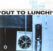 Eric Dolphy: Out To Lunch! - Plak