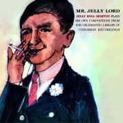 Jelly Roll Morton: Mr. Jelly Lord + 6 Bonus Tracks - CD