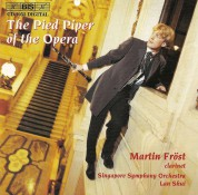 Martin Fröst: The Pied Piper of the Opera - Opera paraphrases on the clarinet - CD