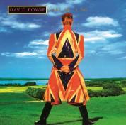 David Bowie: Earthling - Plak
