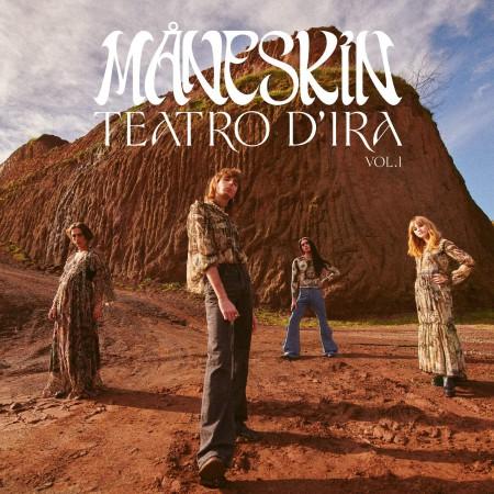 Måneskin: Teatro D'Ira: Vol I - CD