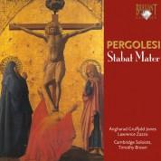Angharad Gruffydd Jones, Lawrence Zazzo, Cambridge Soloists, Timothy Brown: Pergolesi: Stabat Mater - CD