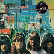 The Sweet: Desolation Boulevard - Plak