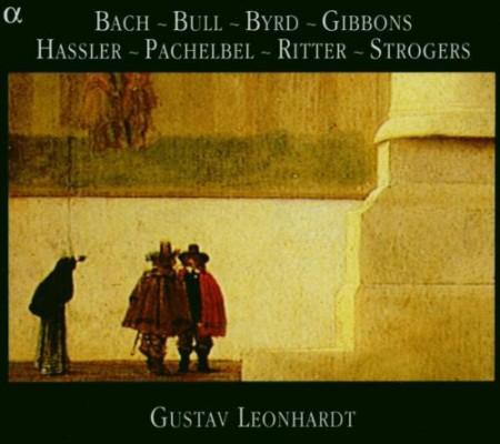 Gustav Leonhardt: Pieces Pour Clavecin Et Claviorganum - CD