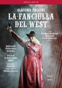 Puccini: La Fanciulla del West - DVD