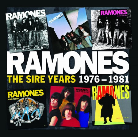 The Ramones: The Sire Years (1976-1981) - CD