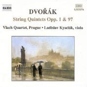 Dvorak: String Quintets Opp. 1 and 97 - CD