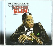 Memphis Slim: Blues Greats - CD
