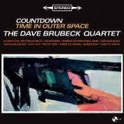 Dave Brubeck: Countdown Time In Outer Space + 1 Bonus Track! - Plak