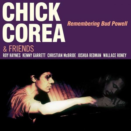 Chick Corea: Remembering Bud Powell - Plak