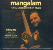 Rikhy Ray: Mangalam - CD