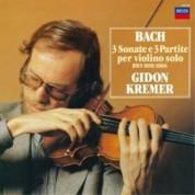 Gidon Kremer: Bach: 3 Sonate e 3 Partitei - Plak