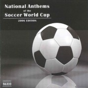Peter Breiner: National Anthems of the Soccer World Cup (2006 Edition) - CD