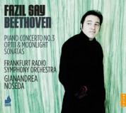 Fazıl Say: Beethoven: Piano Con. No.3, Piano Son. Nos.32-14 - CD