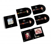 Led Zeppelin: The Song Remains The Same (Remastered) - Plak