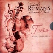 Alpay Ünyaylar: Cafe Romans Viyola Keman Çello - CD