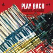 Jacques Loussier: Play Bach Vol.1 - Plak
